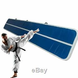 4in-8in 3M6M Inflatable Air Track Rolling Gymnastics Mat Sport Training Hot Sale