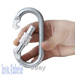 Aerial Dance Complete Trapeze Hardware Hammock Rope Swivel Connector Setup