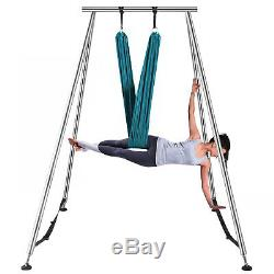 Aerial Stand Yoga Trapeze Stand Yoga Swing Frame Hammock Stand 236Aerial Silk