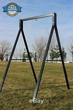 Aerial Yoga Session Stand Swing Frame Portable Indoor Outdoor Durable One Holder