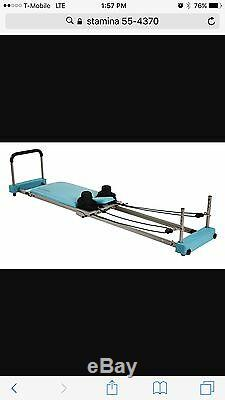 AeroPilates Reformer Plus From Stamina Products, 55-4370 New Free Shipping