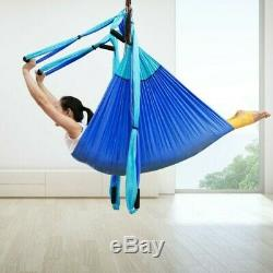 Anti Gravity Yoga Hammock Flying Swing Inversion For Exercise Fitness & Stretch