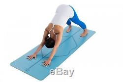 BLUE ECO-Friendly Liforme Yoga Mat with Bag Brand New Unopened
