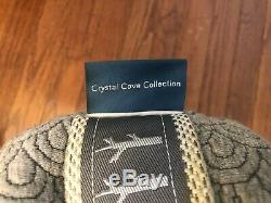Brentwood Crystal Cove Yoga Buckwheat Fill Support Pillow Lot