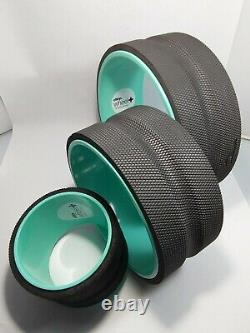Chirp Wheel + Plus 3 Pack 12 10 6 Back Pain Relief Stretch Spine Yoga Roller