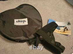 Chirp Wheel Three Pack Carrying Case Posture Corrector New
