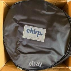 Chirp Wheels for Back Pain (3-PC Set) 6 10 12 with Travel Bag