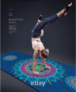 ITEVANCE Yoga Mat For Oneself 72 x 31 TPE, 6mm thick