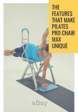 Life's A Beach Pilates PRO Chair Max with Sculpting Handles Shape Transform New