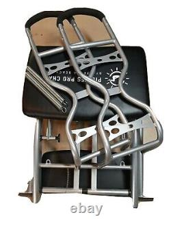 MALIBU Pilates PRO CHAIR Sculptor Workout Abs Gym Bench with Sculpting Handles