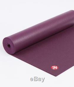 Manduka PROlite Yoga Pilates Mat 71 4.7mm indulge purple Lifetime warranty New