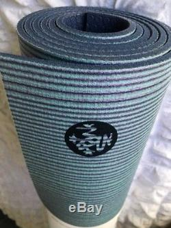 Manduka Transcend Limited Edition Pro-71 Yoga Mat 71 by 26 by 6mm thick New