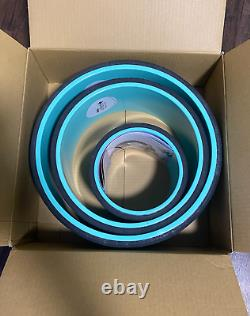 NEW Chirp Wheel+ Set 3 Pack (6, 10, 12) Back Roller & Stretch -SAME DAY SHIP