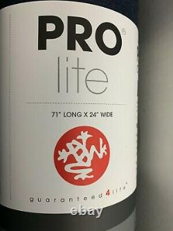 New Manduka Pro Lite 71 X 24 Yoga Mat And Stroops Resistance Band And Bar