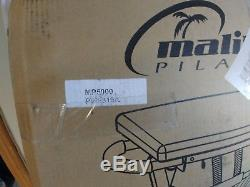 New in factory box Malibu Pilates Chair Exercise Workout Abs Bench Gym 3 dvds +
