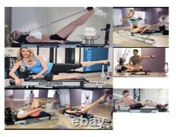 Pilates Power Gym Exercise Equipment, In Excellent Condition, Home Workouts