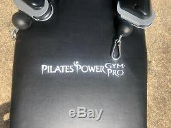Pilates Power Gym Pro Exercise Equipment In Excellent Condition Home Workouts