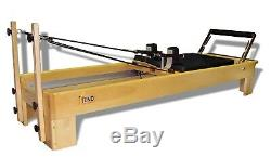 Pilates Reformer Hard Wood Free Shipping within USA NEW