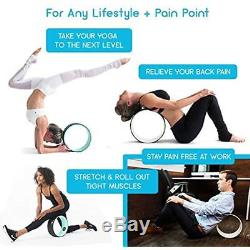 Plexus Wheel YOGA PRO SERIES Only Yoga Made In The USA Doesn't Break Down Other