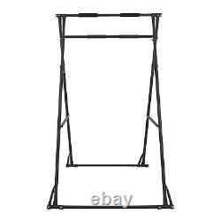 Pull Up Bar Aerial Yoga Stand Yoga Swing Trapeze Frame Power Tower Fitness Home