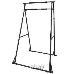 Pull Up Bar Foldable Aerial Yoga Stand Frame Power Tower Yoga Swing Stand Frame