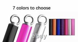 Purple Flying Silicone Pole 2m detachable Aerial Dance Home fitness
