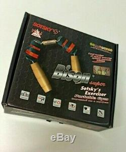 Sotskys Simulator BISON-Super Exerciser for strengthen the muscles of the hands