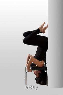 The Original Bodylift Yoga Headstand bench propopen box