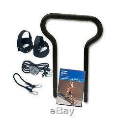 Total Gym Men/Women Total Body Pilates Workout Kit with Instructional DVD Video