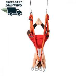 YOGABODY Naturals Yoga Trapeze official Swing/Sling/Inversion Tool with
