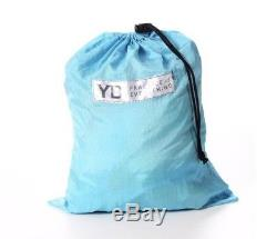YOGABODY Yoga Trapeze Green And Teal-Blue Free Shipping
