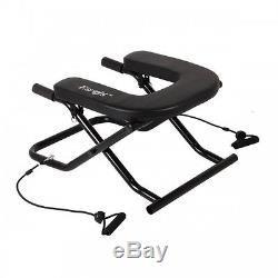 yoga exercise chair headstand inversion pilates fitness