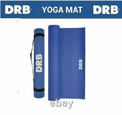Yoga Mat All Purpose Great Thickness Non Slip Exercise Fitness For Workouts