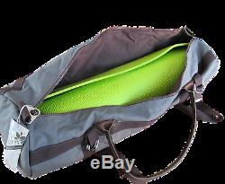 Yoga Mat Bag with Zippered Storage Pocket and Carrying Strap, Wholesale Lot