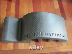 Balanced Body Pilates Mousse Arc Spine Corrector Wedge 2 Piece Mint Condition