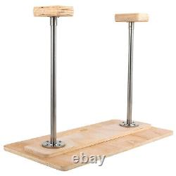 Cannes Handstand Fixes 25 Inversion Bench Balance Trainer Feet Up 31x16 Board