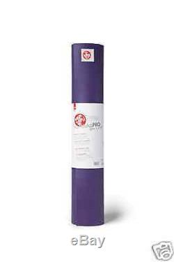 Magic Manduka Noir Pro Purple 6mm 71 X 26 Pro Yoga Mat Nouvelle Garantie De Temps De Vie