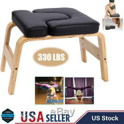 Nouveau Yoga Headstand Yoga Banc Chaise Fitness Table D'inversion Fitness Exercice Us