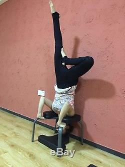 Yoga Chaise Balanced Body Headstand Épaulette Handstand Bench New Old Yogis